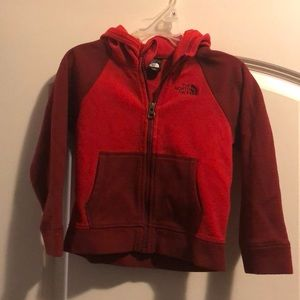 The North Face Toddler Fleece Hoodie 3T